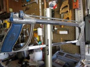 Boxxer stanchion tubes cut