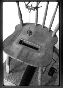 Charles Kurre, Novum Organum (fan chair) 1985
