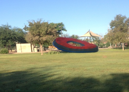 flying disk
